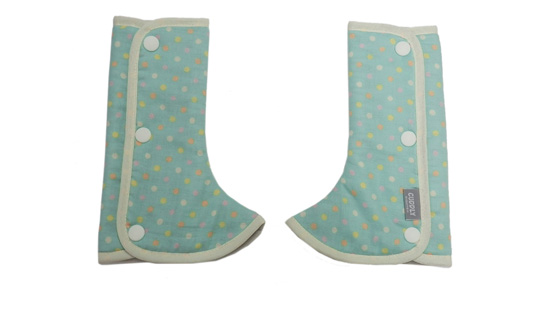 Shoulder & Corner Cover Dot mint